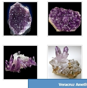 Minerals.Net has excellent images of all the different types of Amethysts