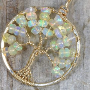 Opal Tree of LifeOpal Tree of Life by Phoenix Fire Designs