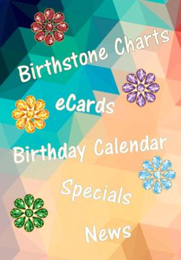 Monthly Birthstones Membership