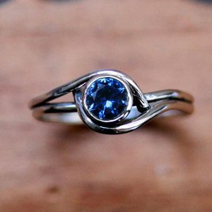 Septmember Birthstone Ring