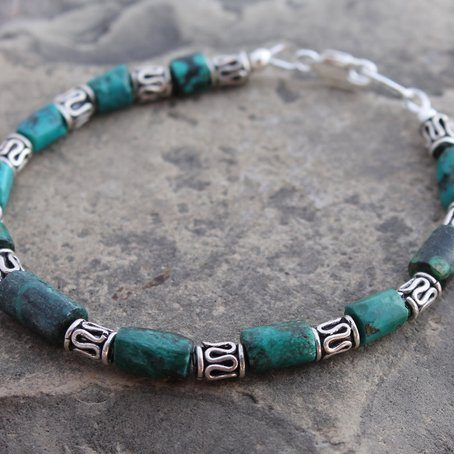 Natural Turquoise December Birthstone Jewelry