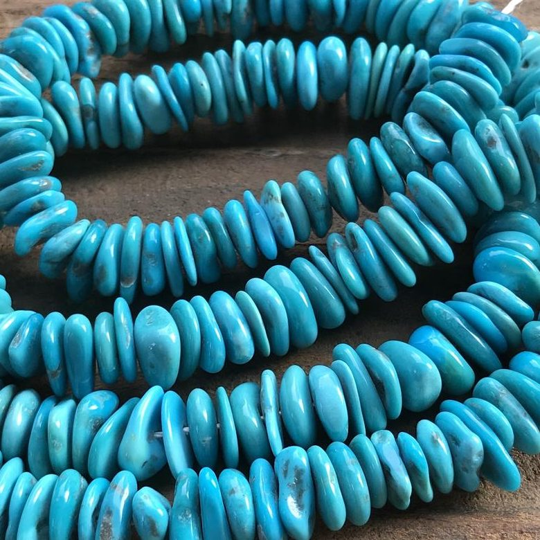 December Birthstone Turquoise Beads