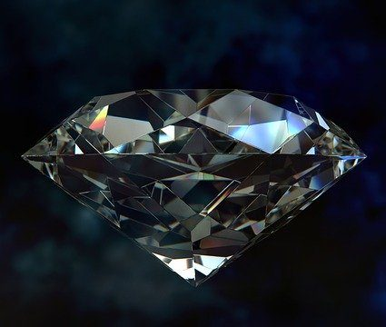 The Birthstone for April is Diamond