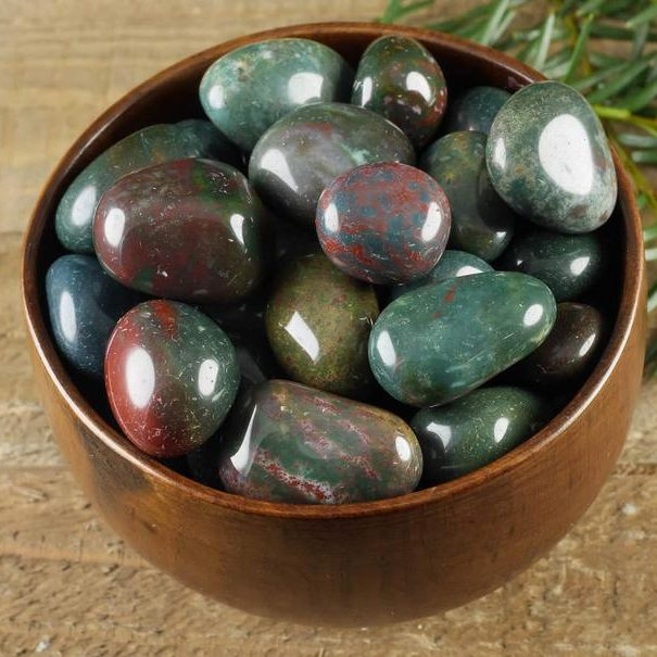 March Bloodstone Tumbled