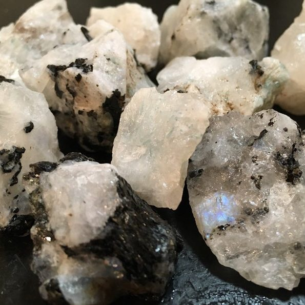 June Birthstone Moonstone