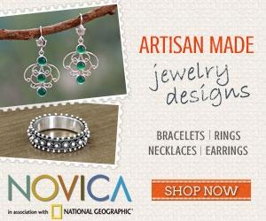 Novica Handmade Jewelry