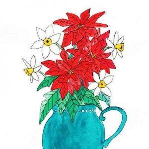 December Birthstone Color and Flower