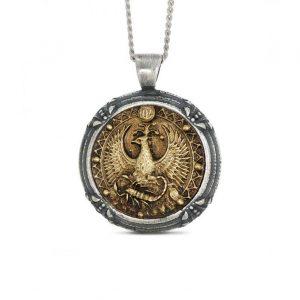 Scorpio Necklace by OroCouture